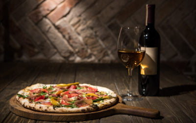 How To Pair Wine & Pizza