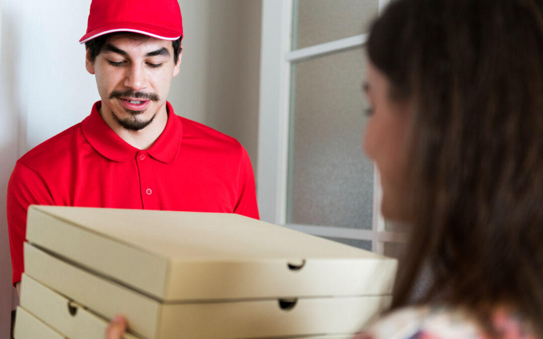 How Much Should You Tip The Pizza Delivery Driver?